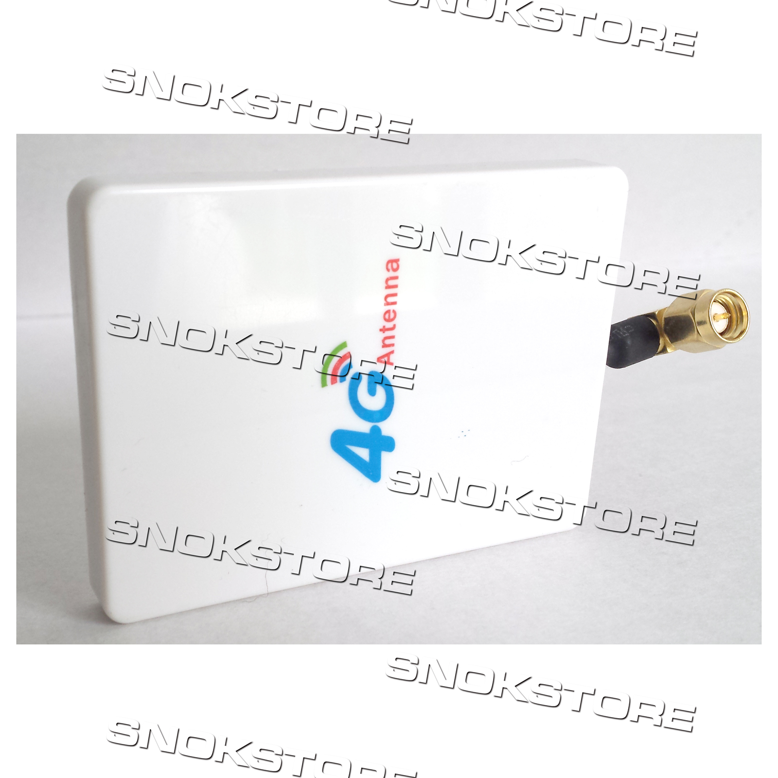 Right Angle Booster : Dbi antenna g lte ghz smal panel sma male right